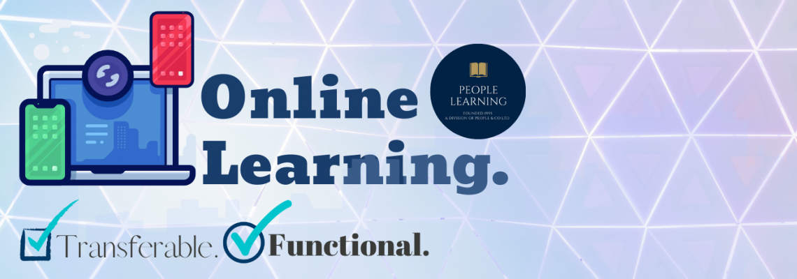 People Learning Online Learning