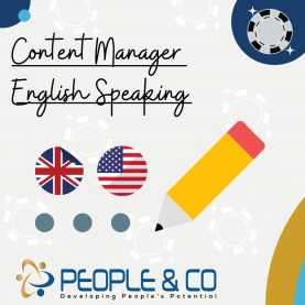 People and Co Ltd Content Manager Jobs in Malta Job search malta europe2