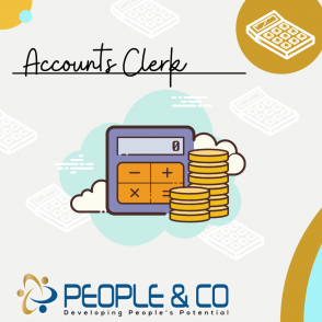 People and Co Ltd Accounts clerk Recruitment Jobs in Malta Job search malta europe2