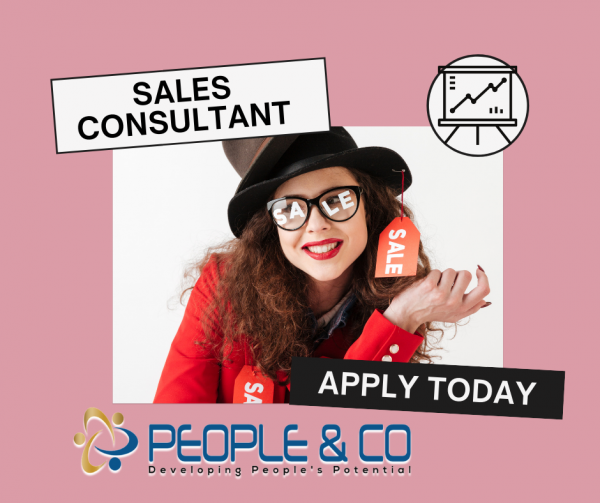 People Co Jobs vacancy job search Retail Sales Consultant